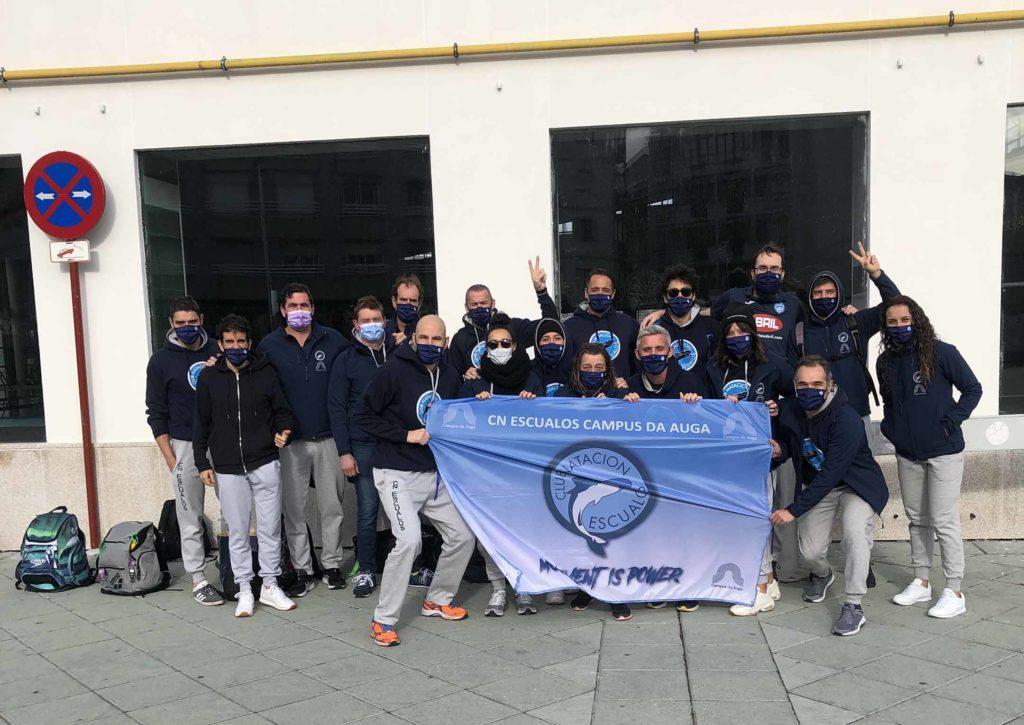 2ª jornada Liga gallega master